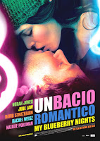Un bacio romantico – My blueberry nights