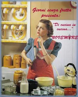 "Il vincitore del contest ""Di cucina in cucina di ottobre"" è…"