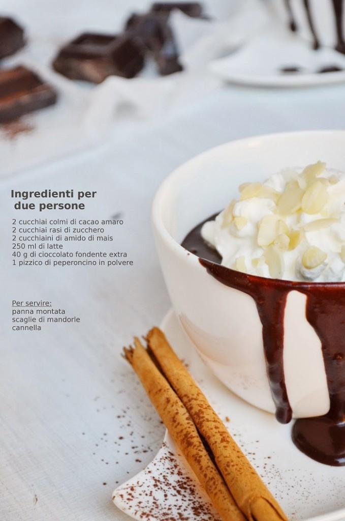 """Cioccolata calda al peperoncino e il film """"Chocolat"""""""