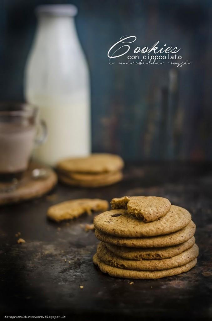 """Cookies con cioccolato e mirtilli rossi e il film """"Criminali da strapazzo"""""""