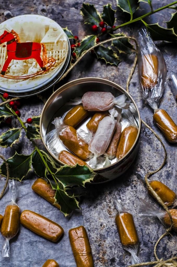 Caramelle mou fatte in casa: #regali di Natale homemade