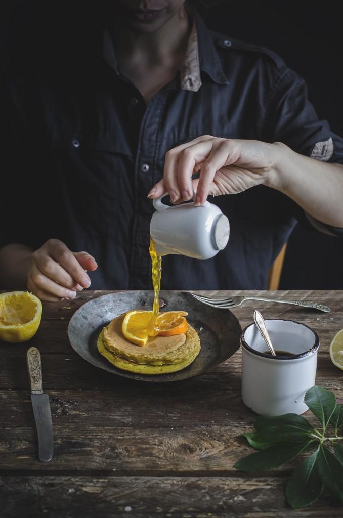 Poppy seed pancakes per Taste&More n.18