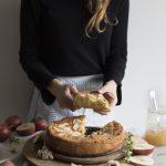 Torta di mele di zia Iole- Aunt Iole's apple cake