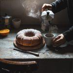 Ciambella alla ricotta e arancia- Ricotta orange bundt cake